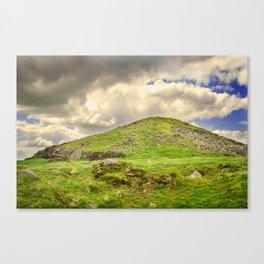 Celtic Burial Mound Canvas Print