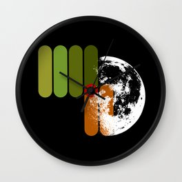 TRAPPIST-1 SYSTEM Wall Clock