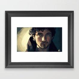 Athelstan Framed Art Print
