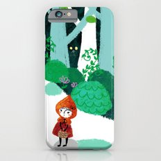Red Riding Hood and The Wolf Slim Case iPhone 6s