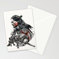 Become the pagan Stationery Cards
