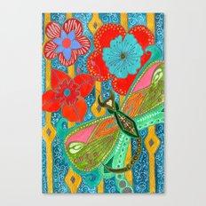 Stabberfly Canvas Print