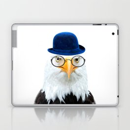 Funny Eagle Portrait Laptop & iPad Skin