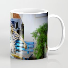 Charlie Footless Coffee Mug