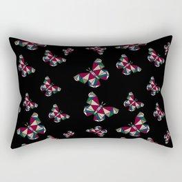 Borboletas Rectangular Pillow