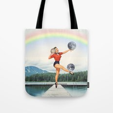 This is not a game Tote Bag