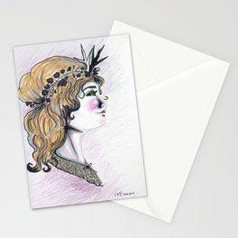 Oh Deer Girl Stationery Cards