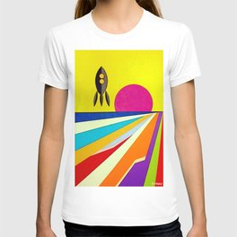Retro Space T-shirt