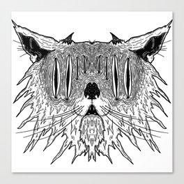 Kittykatt Canvas Print