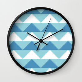 Triangle Horizon Wall Clock