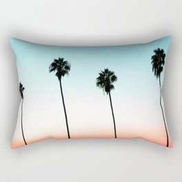Sunset Boulevard #society6 #decor #buyart Rectangular Pillow