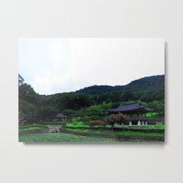 Asia_10 Metal Print