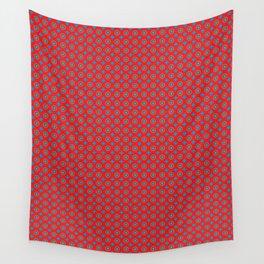 Vitality Pattern Wall Tapestry