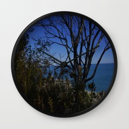 So Near, Yet So Far #2 (Chicago Northerly Island Collection) Wall Clock