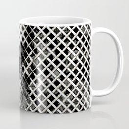 Wicker Skull Coffee Mug