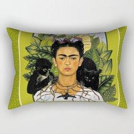 NECKLACE OF THORNS Rectangular Pillow