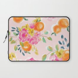Morning Squeeze - Blush Laptop Sleeve