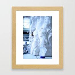 Ancient or not? Framed Art Print