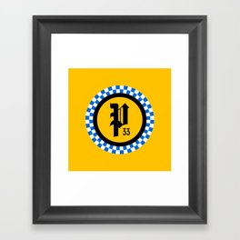 PITFC (German) Framed Art Print