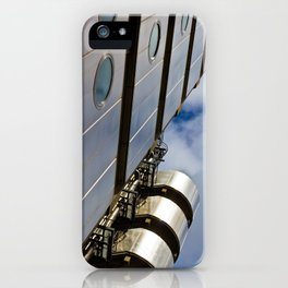 Lloyds Of London building iPhone Case