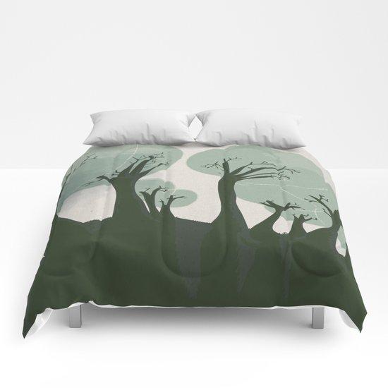 Trees 3 Comforters