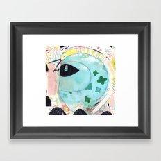 Julia.B Framed Art Print