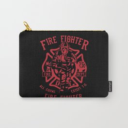 Fire Fighter Carry-All Pouch