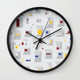 Utopia II Wall Clock
