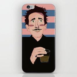 Adrien Brody as Dimtri - Wes Anderson iPhone Skin