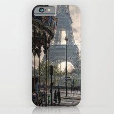 manège parisienne Slim Case iPhone 6s