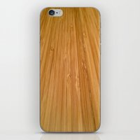 bamboo iPhone & iPod Skins featuring Bamboo by Olivier P.