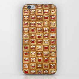 Hipsters iPhone Skin