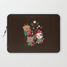 Holiday Crew Laptop Sleeve