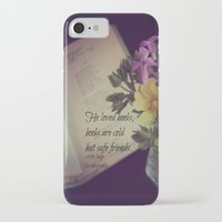 les miserables iPhone & iPod Cases featuring Books Les Miserables by KimberosePhotography