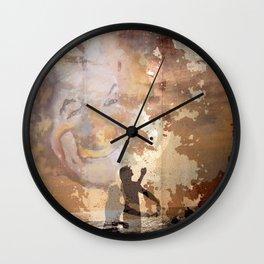 O.A.G. Wall Clock