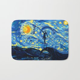 Jack Starry night iPhone 4 5 6 7 8, pillow case, mugs and tshirt Bath Mat