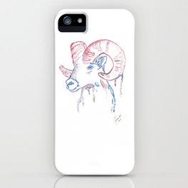 My Alma Mater iPhone Case