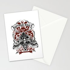 Buffalo Bill Lotion Poster Stationery Cards
