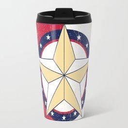 Americana Texas Star Travel Mug