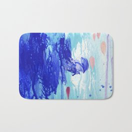 Callais /fragment Bath Mat
