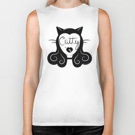 Catty Biker Tank