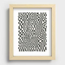 Heartbreak vincit omnia Recessed Framed Print