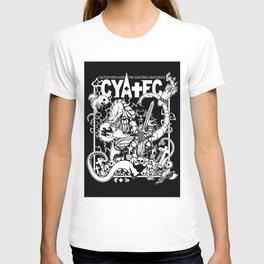 Cactus Yisus And The Electric crocodile (CYATEC) T-shirt