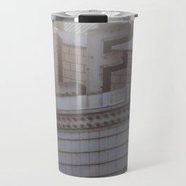Vintage Marquee Decay Urban America Travel Mug
