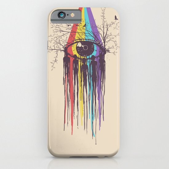 Look into the Future iPhone & iPod Case