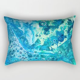 Environment Love View from Their Eyes Rectangular Pillow