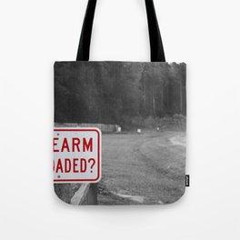 DON'T SHOOT Tote Bag