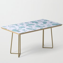 Manatees Coffee Table