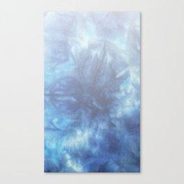 Indigo Summer Canvas Print