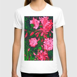 Ixora and Ferns T-shirt